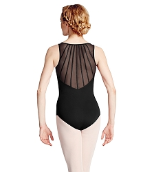 Gamma Mesh Back Tank Leotard by Bloch