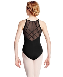 Persei Mesh Back Camisole Leotard by Bloch