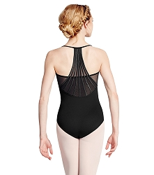 Rigel Racer Back Camisole Leotard by Bloch