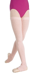 Stirrup Thigh High 36 inch Leg Warmer by Body Wrappers