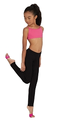 Childrens Low Rise Ankle Legging by Capezio