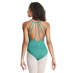 *NEW* Strap Back Camisole Leotard by Mirella