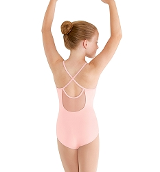 *NEW* Girl's X-Back Camisole Leotard by Mirella