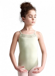 Childrens Diamond Camisole Leotard by Capezio