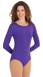 Childrens Long Sleeve High Neck Leotard by Body Wrappers