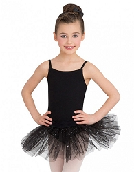 Girls Camisole Tutu Dress by Capezio