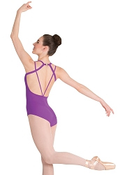 Double Strap Leotard by Premiere