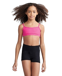 Childrens Team Basic Camisole Bra Top by Capezio