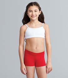 Childrens Team Basic Low Rise Boy Cut Short by Capezio