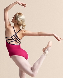 Strappy Back Leotard by Capezio