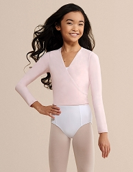 Childrens Wrap Top by Capezio