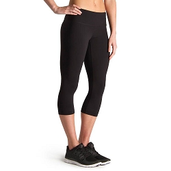 Fifi Mid Rise 3/4 Legging by Bloch