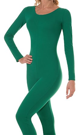 Long Sleeve Unitard by Body Wrappers