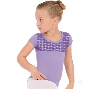 Girls Rosette Leotard by Eurotard
