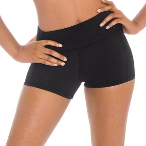 Flat Band Shorts by Eurotard