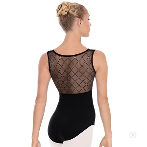 Diamond Back Leotard by Eurotard