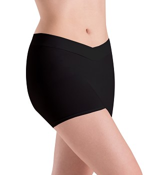 V Waist Shorts by Motionwear