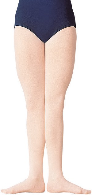 Adult Knit Waist Total Stretch Footed Tights by Body Wrappers