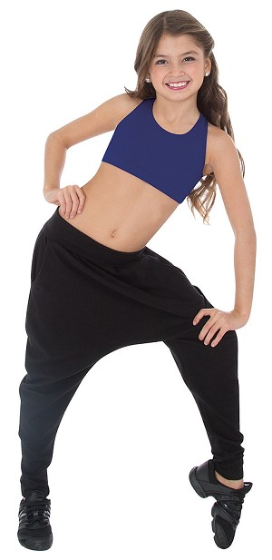 Childrens Harem Pant by Body Wrappers