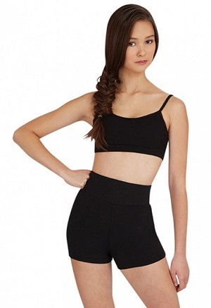 High Waisted Short by Capezio