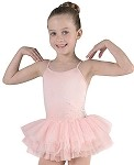 Girls Diamante Camisole Tutu