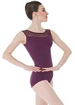 *NEW* Dotted Yoke Leotard by Premiere
