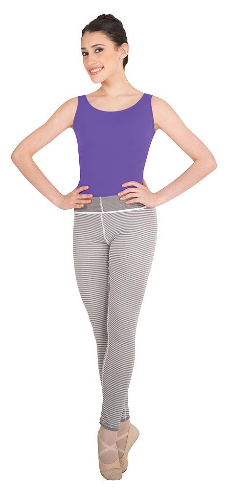 7597 Body Wrappers Dot /& Stripes Pant