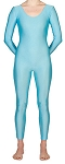 Childrens Long Sleeve Scoop Neck Unitard by Baltogs