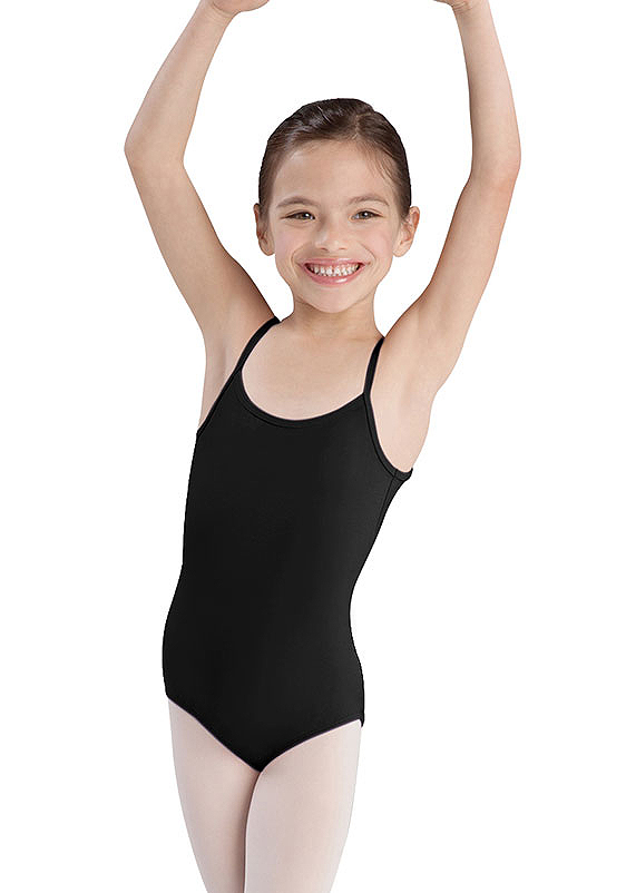 Medium Pink Camisole Leotard Footed Tights And Skirt Bloch CL5407 Girl/'s 8-10