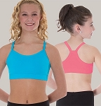 Childrens Camisole V-Back Bra by Body Wrappers