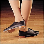 Womens Coppola Jazz Tap Shoe by Capezio