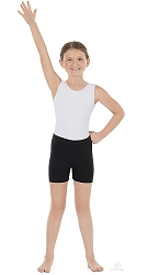 Childrens Mid Thigh Bike Short by Eurotard