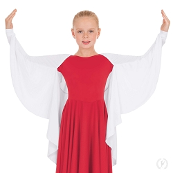 Children's Angel Shrug by Eurotard