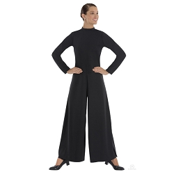 Simplicity High Neck Jumpsuit by Eurotard