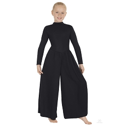 Children's Simplicity High Neck Jumpsuit by Eurotard