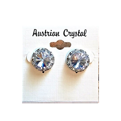 Crystal Post Earrings by CJ Merchantile
