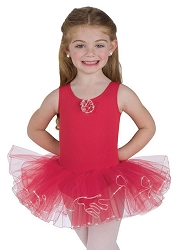 Princess Aurora Tank Tutu Dress by Body Wrappers