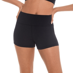 Girls Flat Band Shorts by Eurotard