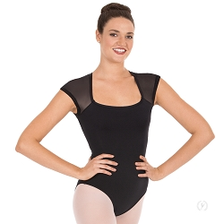 Mesh Back Leotard by Eurotard