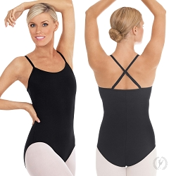 Built-In-Bra Leotard by Eurotard