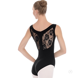 Women's Lacey Back Leotard by Eurotard