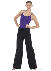 Wide Leg Drawstring Pant by Eurotard