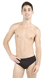 Boys Full Bottom Dance Brief by Capezio