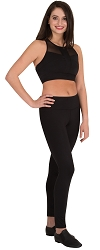 Compression Fitness Legging by Body Wrappers