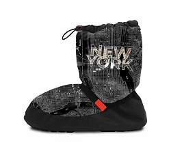 City Map Bootie by Bloch