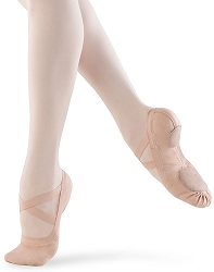 Synchrony Stretch Canvas Ballet Slipper by Bloch