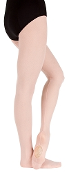 Childrens TotalSTRETCH Sheer Weight Mesh Backseam Tights