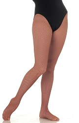 Seamless Fishnet by Body Wrappers