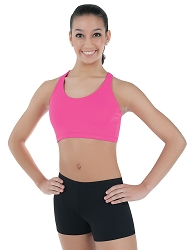 Racerback Bra Top by Body Wrappers