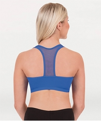 Children's Racer Back Sweetheart Bra by Body Wrappers